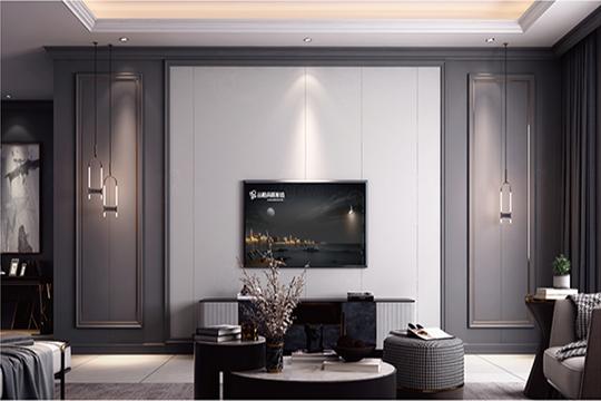 客厅背景墙颜色怎么选?客厅背景墙装修注意事项?