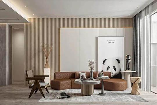 客厅电视背景墙怎么样装修好看?客厅电视背景墙装修注意事项?
