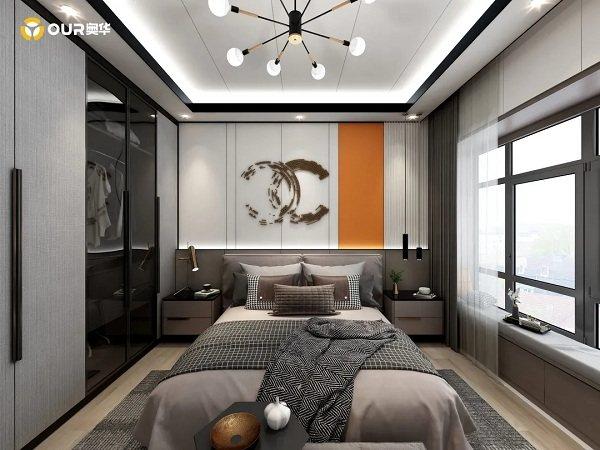 奥华起居室设计