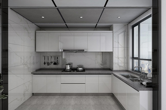 鼎美无胶大板 营造窗明几净的靓丽厨房
