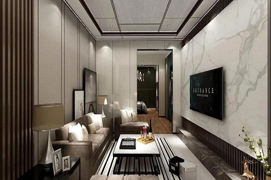 恋舍空间:网红格栅板,快速提升您的家装品味!