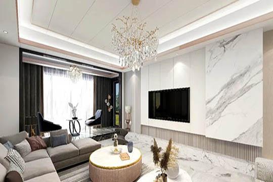 客厅墙面装修用什么材料好 客厅墙面材料选择