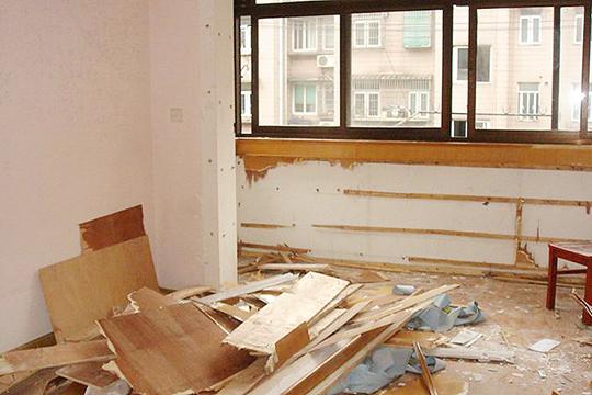 二手房装修怕麻烦担心甲醛?是时候该了解下顶墙整装的优势了!