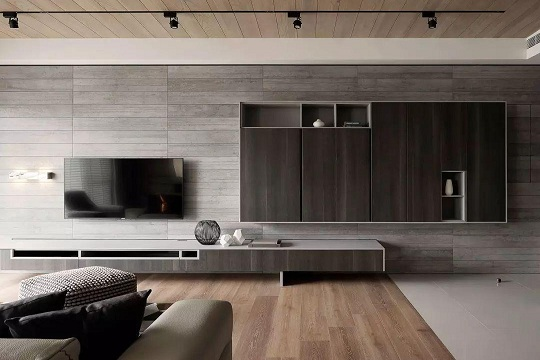 集成墙面什么风格最好看?极简风其实是家装中最养眼的存在