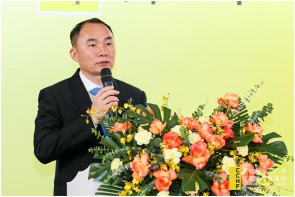 广州市工业和信息化局总工程师胡志刚