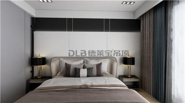 德莱宝卧室背景墙丨千人千面,让家与众不同!