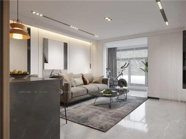 现代风LOFT单身公寓